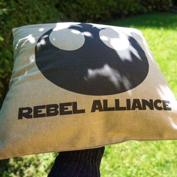 Vankúšik Rebel Alliance z Hviezdnych Vojen