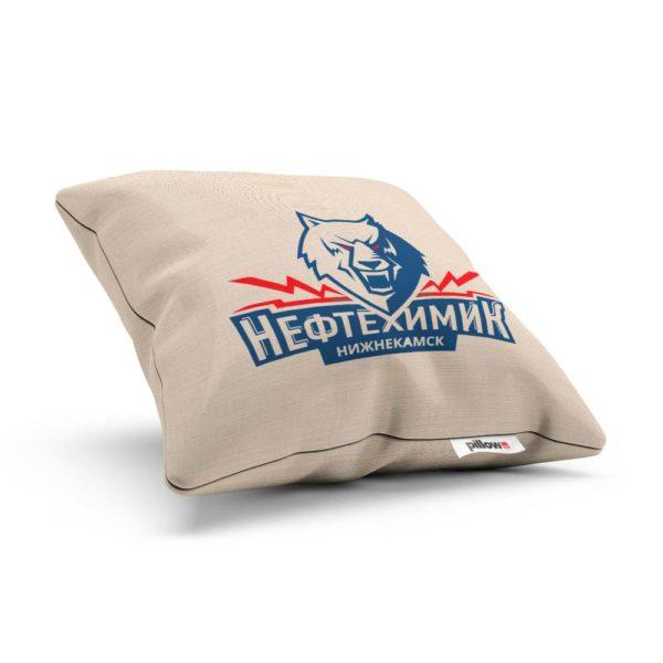 Vankúšik hokejového klubu CHK Neftechimik z KHL