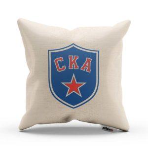 Vankúš hokejového klubu SKA Petrohrad z KHL