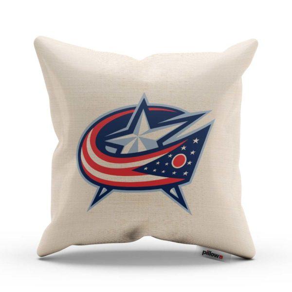 Vankúš hokejového klubu Columbus Blue Jackets z NHL