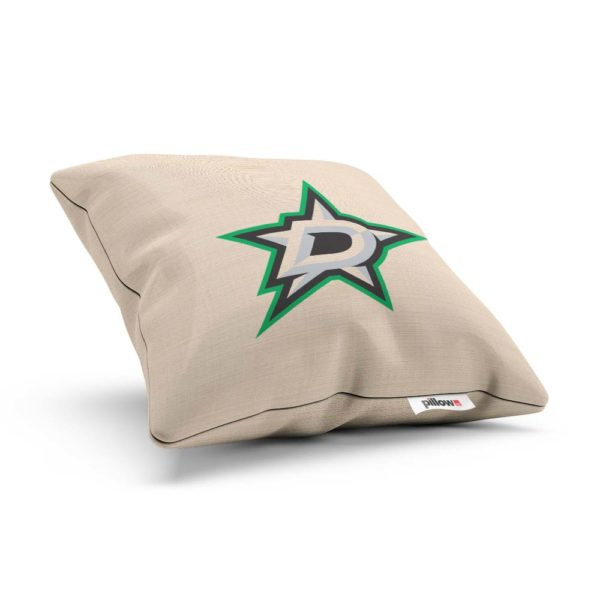Vankúšik hokejového klubu Dallas Stars z NHL