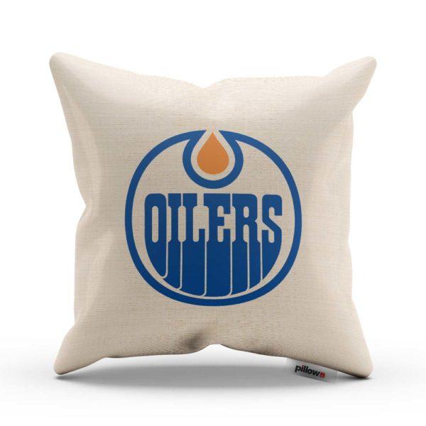 Vankúš hokejového klubu Edmonton Oilers z NHL