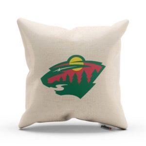 Vankúš hokejového klubu Minnesota Wild z NHL