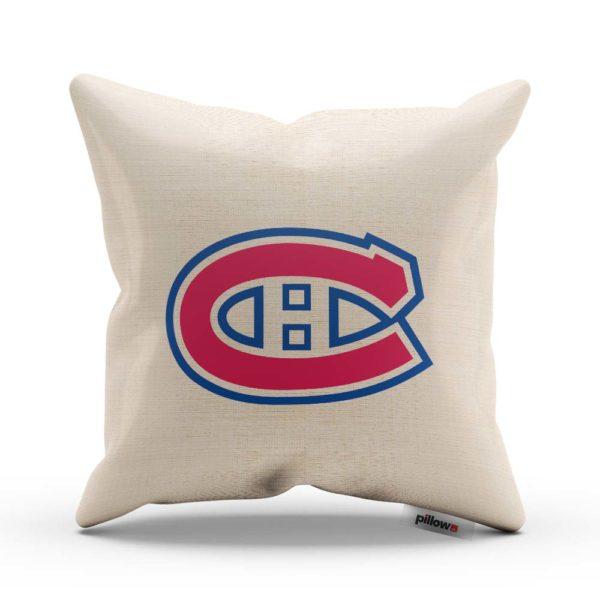 Vankúš hokejového klubu Montreal Canadiens z NHL