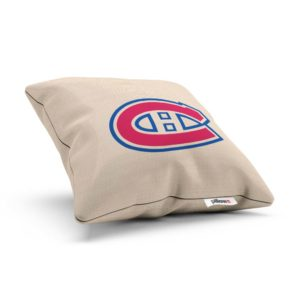 Vankúšik hokejového klubu Montreal Canadiens z NHL