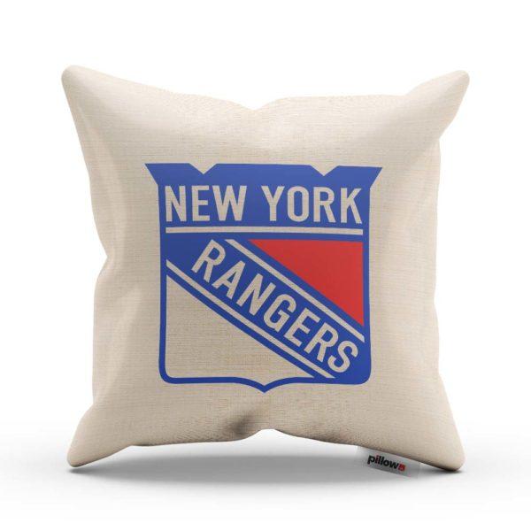 Vankúš hokejového klubu New York Rangers z NHL
