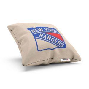 Vankúšik hokejového klubu New York Rangers z NHL
