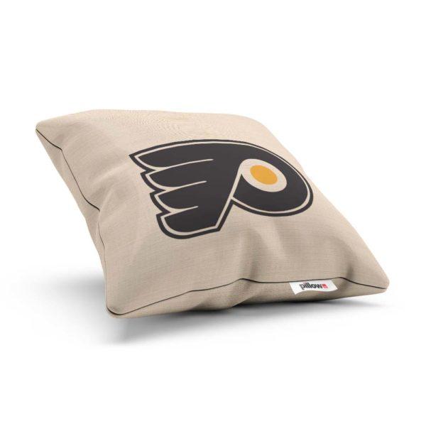 Vankúšik hokejového klubu Philadelphia Flyers z NHL