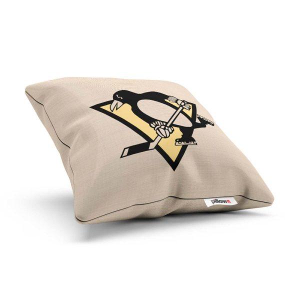 Vankúšik hokejového klubu Pittsburgh Penguins z NHL