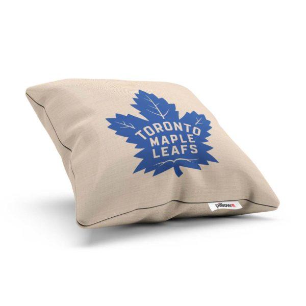 Vankúšik hokejového klubu Toronto Maple Leafs z NHL