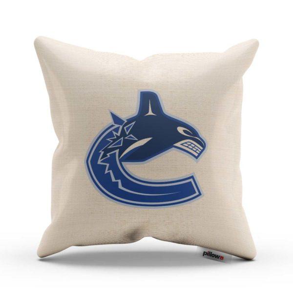 Vankúš hokejového klubu Vancouver Canucks z NHL