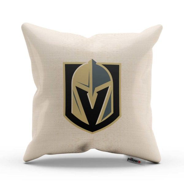 Vankúš hokejového klubu Vegas Golden Knights z NHL