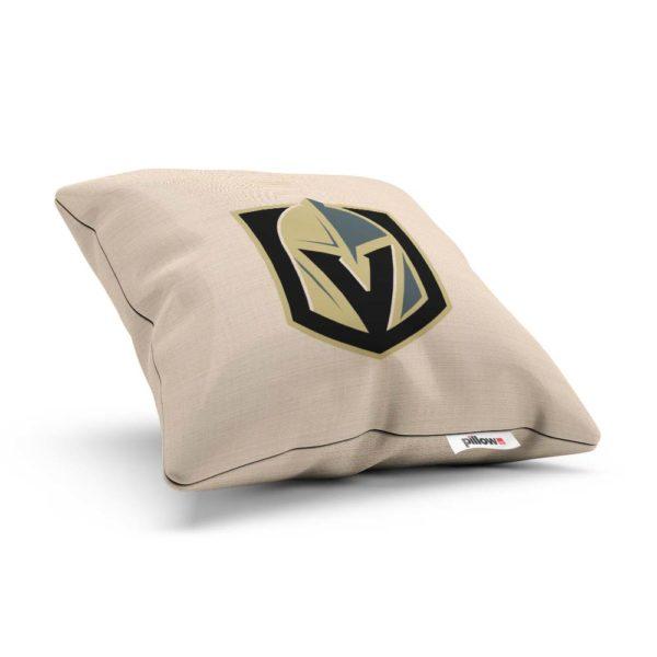 Vankúšik hokejového klubu Vegas Golden Knights z NHL