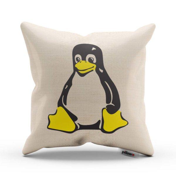 Vankúšik so zvieratkom tučniačika Linux TUX bude mať zaslúžené miesto vo Vašej pracovni