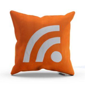 Vankúš RSS z microfleece naplnený originálnym dutým vláknom Vám poslúži dlho
