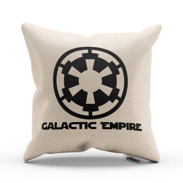Vankúš a obliečka Galactic Empire pre fanúšikov Star Wars