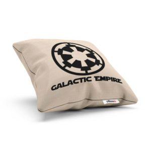 Zberateľský vankúš so symbolom Galactic Empire zo Star Wars
