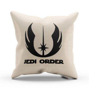Vankúš so znakom Jedi Order z filmu Hviezdne Vojny