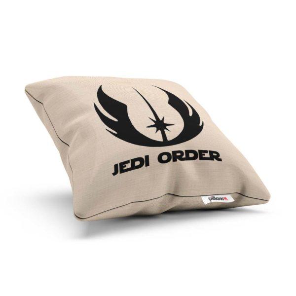 Vankúšik so znakom Jedi Order z filmu Star Wars
