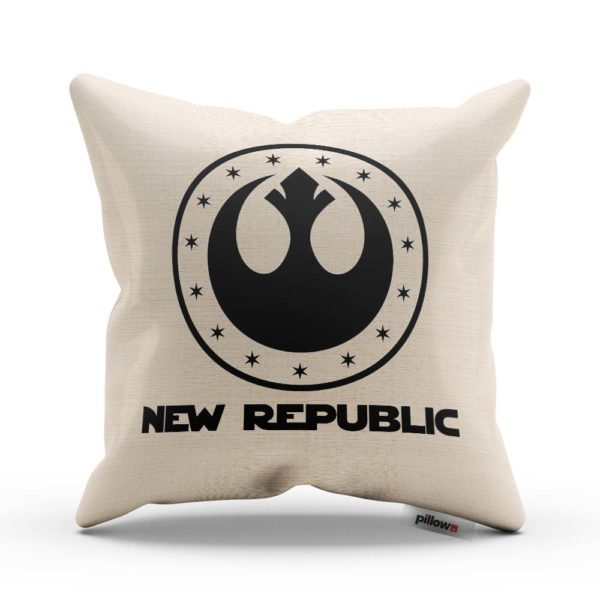 Vankúš New Republic pre znalcov filmu Star Wars