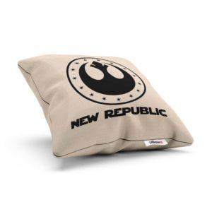 Vankúš New Republic pre znalcov filmu Hviezdne Vojny