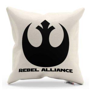 Vankúš s emblémom Rebel Alliance zo Star Wars